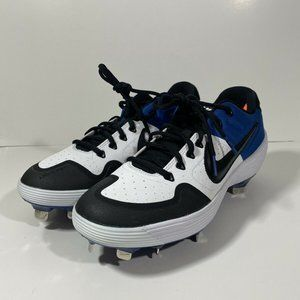 Nike Alpha Huarache Elite 2 Low Metal MLB CLEATS